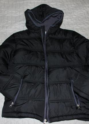 Куртка теплая 10-12 лет