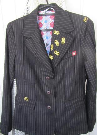 Очень стильный пиджак ringspun loves rosy cheeks