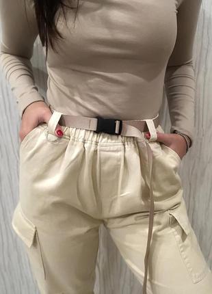 Карго штаны