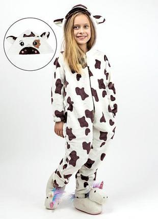 """Кігурумі ціна від 370 грн. дитячий та підлітковий """"корова"""