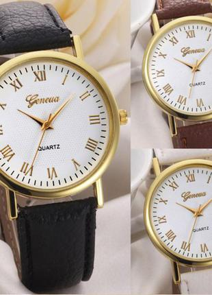 Часы geneva женева