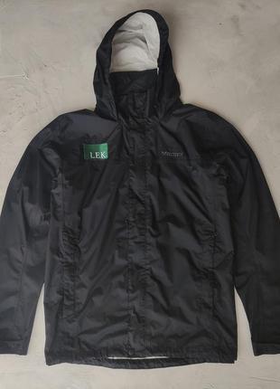 Чоловіча мембранна куртка marmot розмір l вітровка