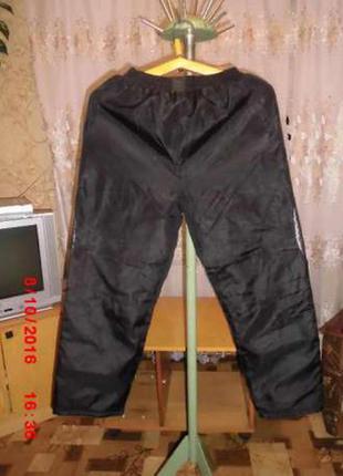 Новые зимние штаны-дутики