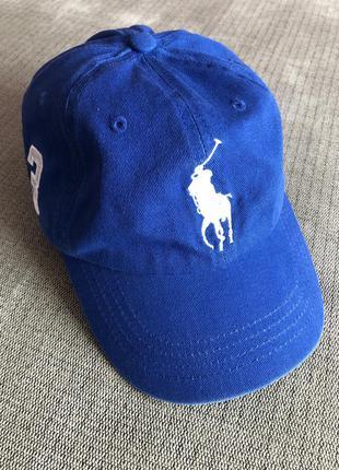 Бейсболка polo by ralph lauren
