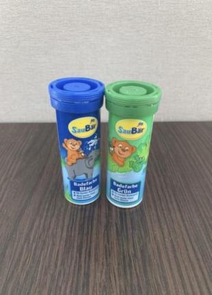 Бомбочки для купания детей