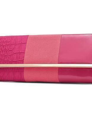 Клатч pink glamour