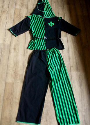 Маскарадный костюм на рост 128-134см цена снижена