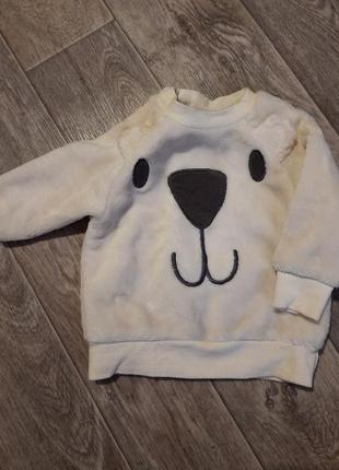 Кофта свитер lupilu