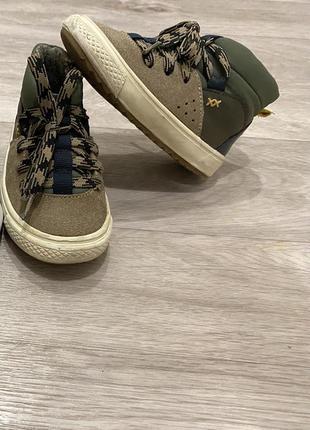 Zara ботиночки