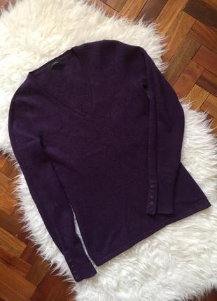 Кашеміровий светр sevensigh. 100% кашемир
