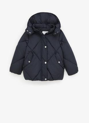 Куртка zara 10 років 140