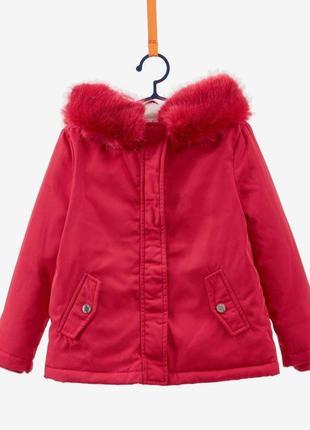 Демисезонная куртка ovs италия р. 104 на 3-4 года демісезонна