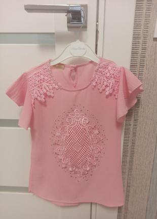 Шикарна блуза для дівчинки