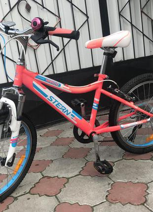 Подростковый велосипед leeloo 20