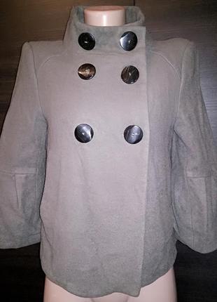 Zara пальто укороченное /// много брендовых вещей///