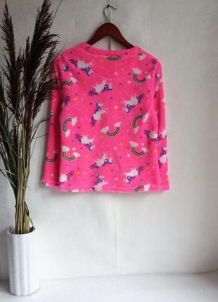 ✨неймовірно м'якенька , неонова , плюшева кофта , светр , світшот , для дому та сну ✨3 фото