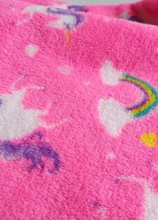 ✨неймовірно м'якенька , неонова , плюшева кофта , светр , світшот , для дому та сну ✨4 фото