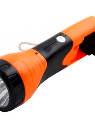 Ліхтар акумуляторний зарядка від 220v yj 209 фонарик