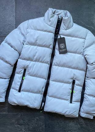 Чоловіча зимова тепла куртка денвер