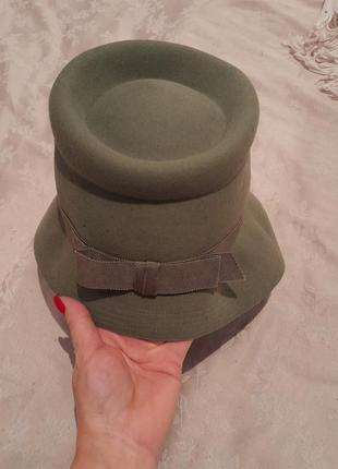Шляпка,винтаж