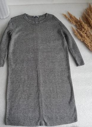 ✨крута ,тепла сукня ,платье , із необробленими краями✨2 фото