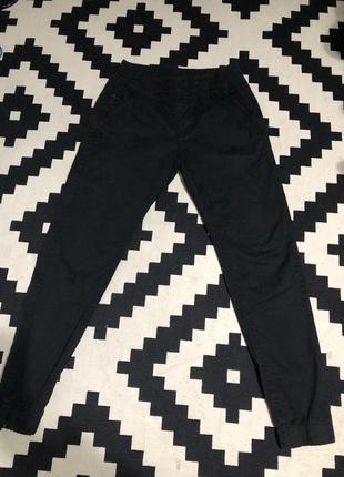 Мужские подростковые джоггеры брюки джинсы