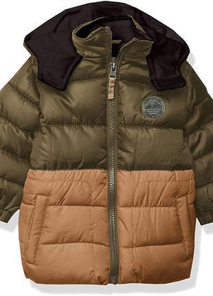 Зимняя/ демисезонная куртка еврозима для мальчика ixtreme на 2 года