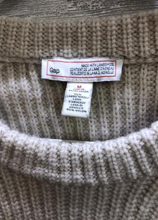 Тёплый свитер gap4 фото