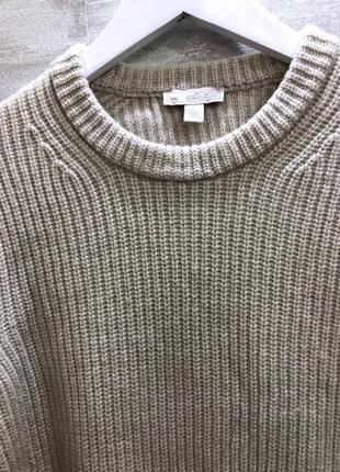 Тёплый свитер gap3 фото