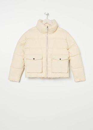 Куртка пуховик sinsay
