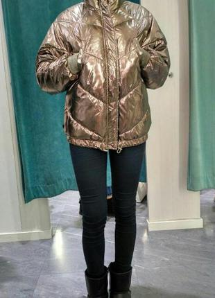 Зимняя курточка h&m