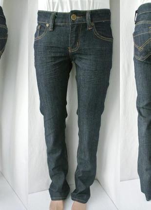 Стильные фирменные джинсы seyoo. размер s.