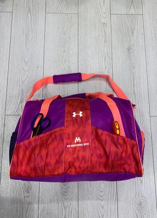 Жіноча сумка under armour my personal gym