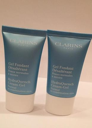 Clarins gel hydra quench cream-gel