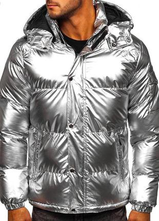 Мужская куртка на евро зиму 🤩