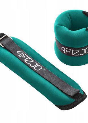 Утяжелители-манжеты для ног и рук 4fizjo 2 x 1.5 кг 4fj0170