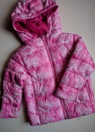 Курточка для дівчинки lupilu