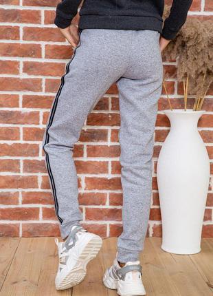 3 цвета спортивные хлопок штаны тёплые очень зима 42 44 46 48