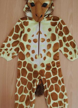 Карнавальный костюм жирафа 2-3 года bd47544dad4d7
