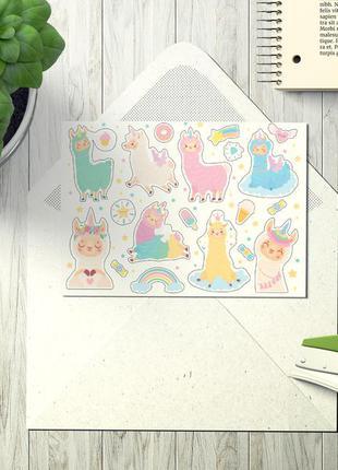 Стикерпак стикеры набор наклеек