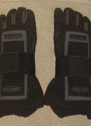 Горнолыжные перчатки reusch ortho-tec protection