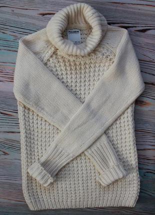 Уютный женский свитер