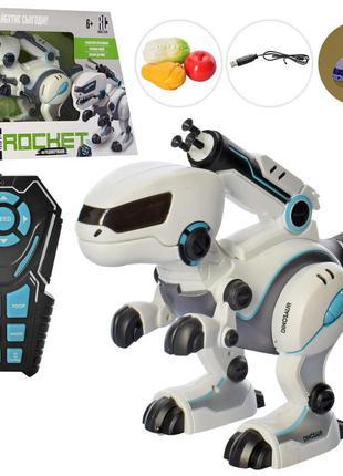 Интерактивный робот динозавр dino rocket 01