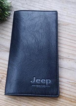 Гаманець чоловічий jeep buluo (кошелек мужской)