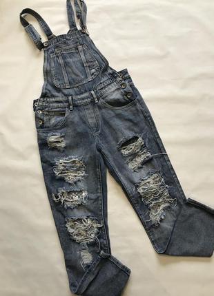 b6d2d6862de Женские высокие джинсы 2019 - купить недорого вещи в интернет ...