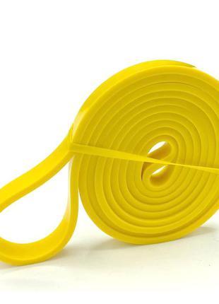 Гума для тренувань powerplay 4115 light жовта