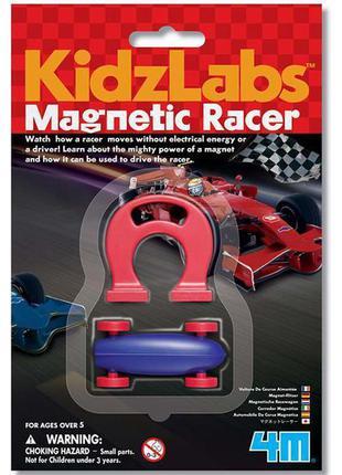 Эксперименты с магнитами 4m магнитный гонщик цвет в ассорт. (00-03290)