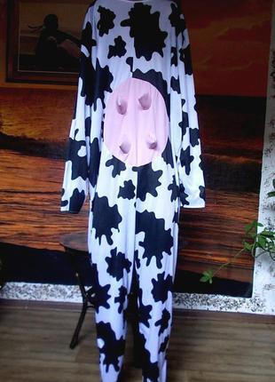 Костюм коровы  размер 52-54