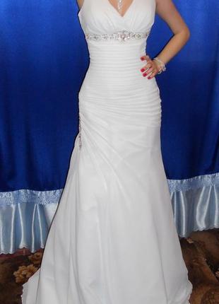 Платье вечернее, выпускное, свадебное.