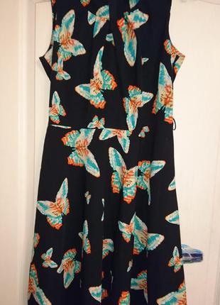 Платье в бабочки 🦋
